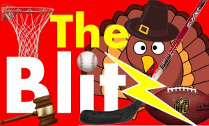 Happy Thanksgiving from The Blitz