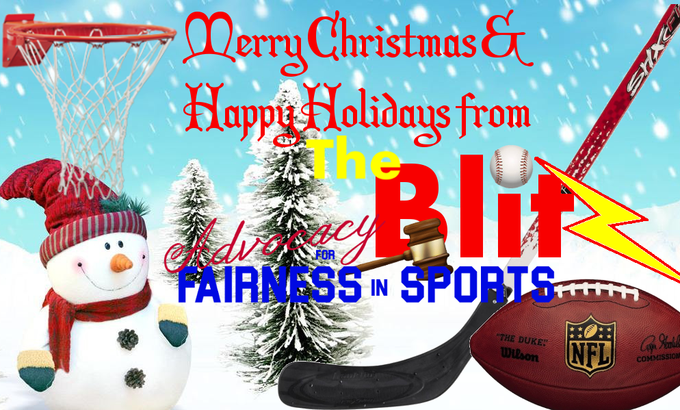 Merry Christmas from Advocacy for Fairness in Sports