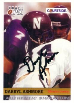 Ashmore - Northwestern Card