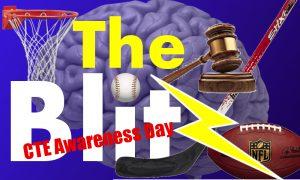 CTE Awareness Day - The Blitz