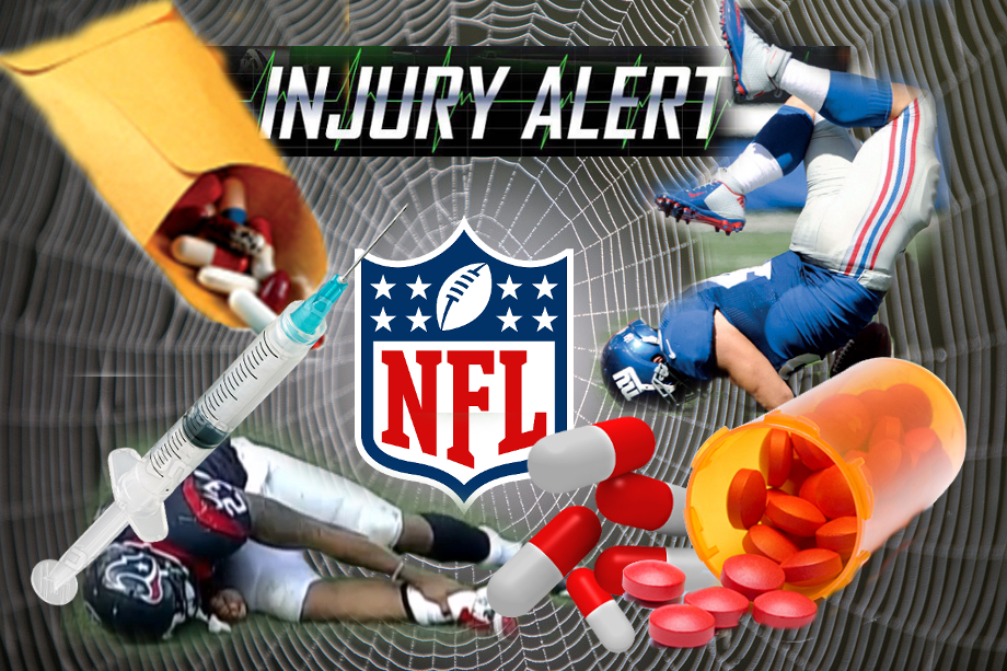 Untangling the NFL's Painkiller Web