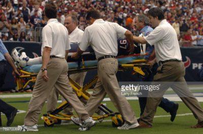Cedric Killings injury