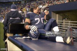 Jerry Wunsch injury