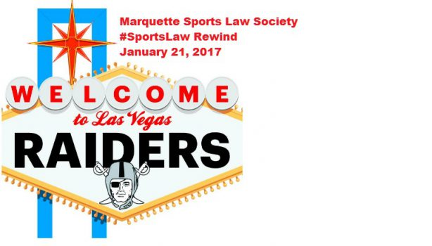 Marquette Sports Law Society