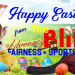 Happy Easter from the Blitz