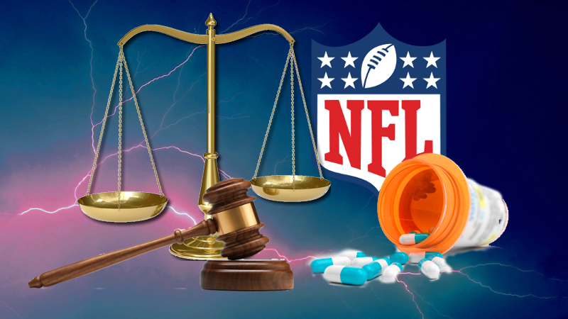 NFL Painkiller Lawsuit