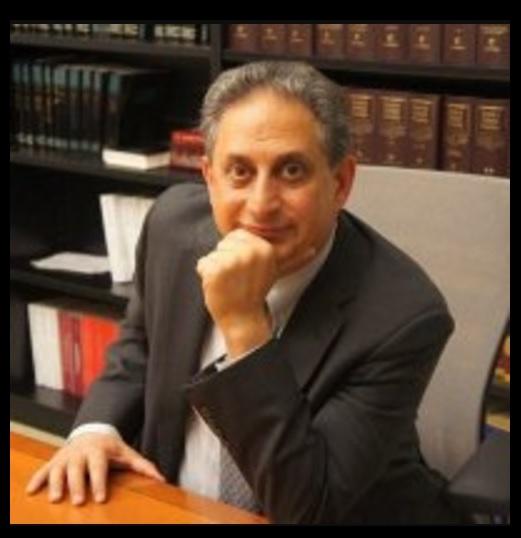 Cyrus Mehri