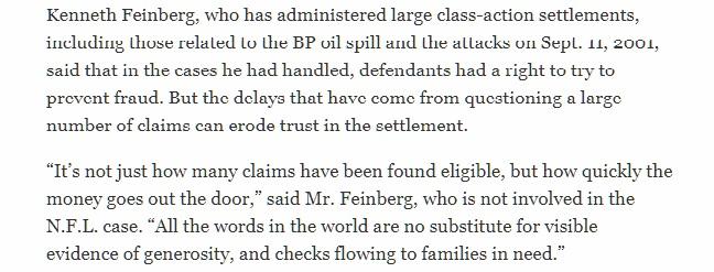 Feinberg - NYT