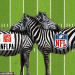 NFL-NFLPA Zebras