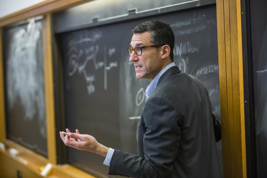 Professor William Rubenstein