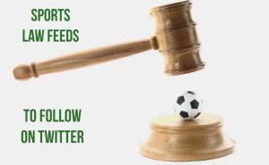 Justipedia Sports Law Follows
