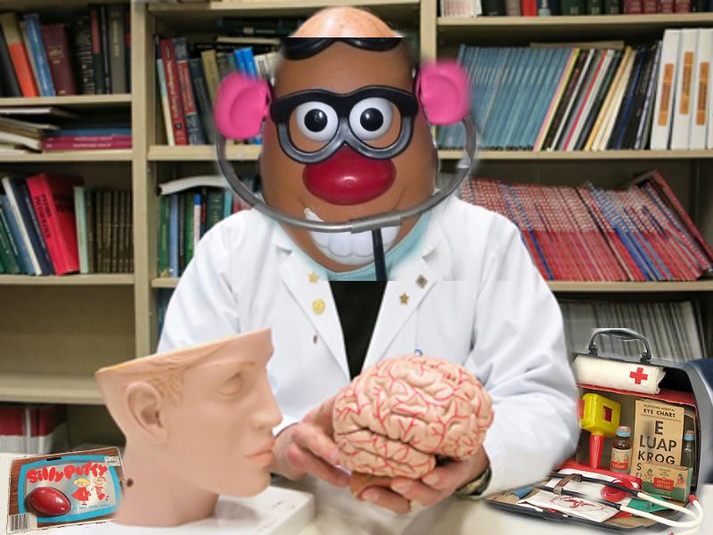 """Dr. Tator"""