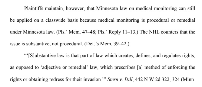 Minnesota Law