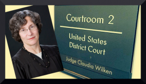 Judge Claudia Wilken