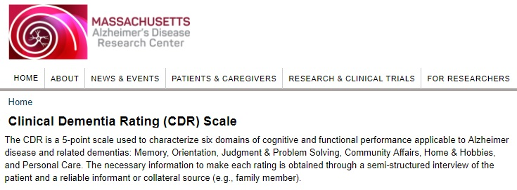 CDR testimg