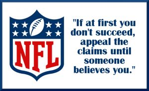 NFL: If at first you don't succeed...