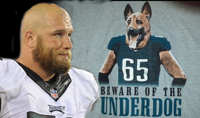 Lane Johnson - Beware the Underdog
