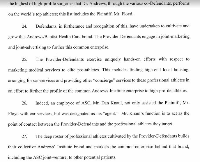 Former Vikings Sharrif Floyd's $180M Lawsuit Reveals
