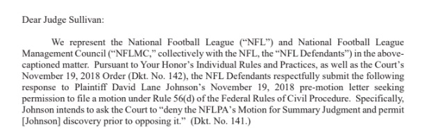 NFL Reply