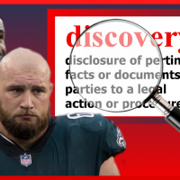 Lane Johnson Wants Discover Against NFLPA