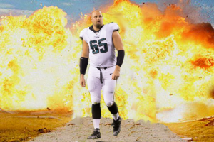 Lane Johnson explosive brief NFLPA