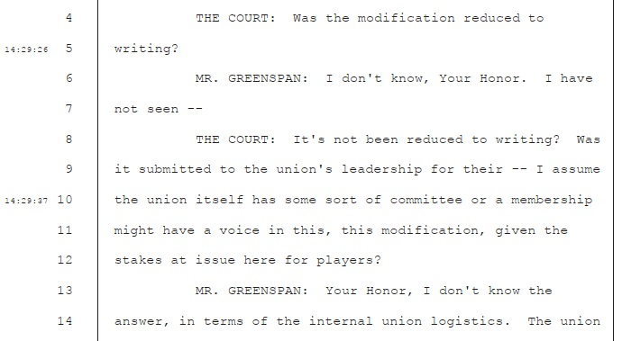Pennel transcript