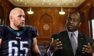 Lane Johnson v. NFLPA