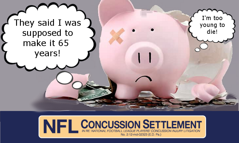 Did Seeger Weiss Break the NFL Concussion Settlement Bank?