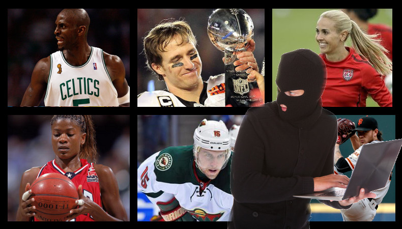 Athletes who've been defrauded
