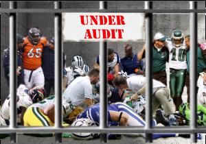 under audit