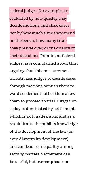 "Alexandra Lahav ""In Praise of Litigation"""