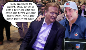 Chris Seeger-Roger Goodell