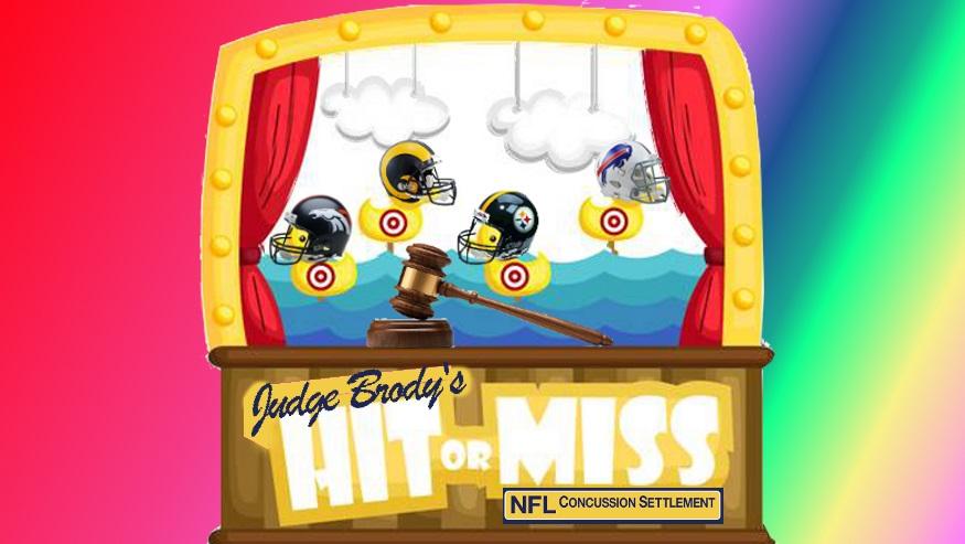Judge Anita Brody Hit or Miss