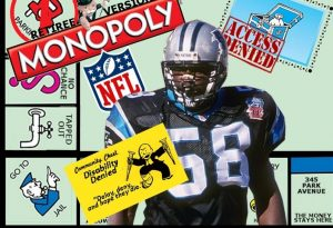 Andre Royal - Disability Monopoly