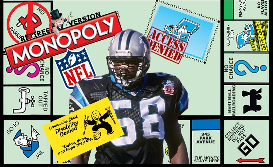 Andre Royal - The NFL Disability Monopoly Game