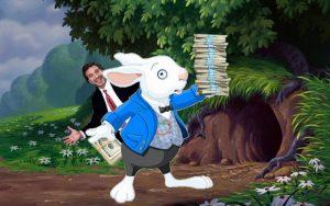 Chris Seegers White Rabbit