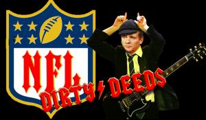 Roger Goodell NFL Dirty Deeds