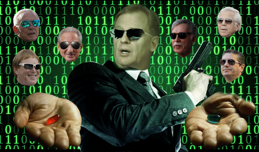 NFL Matrix-Roger Goodell