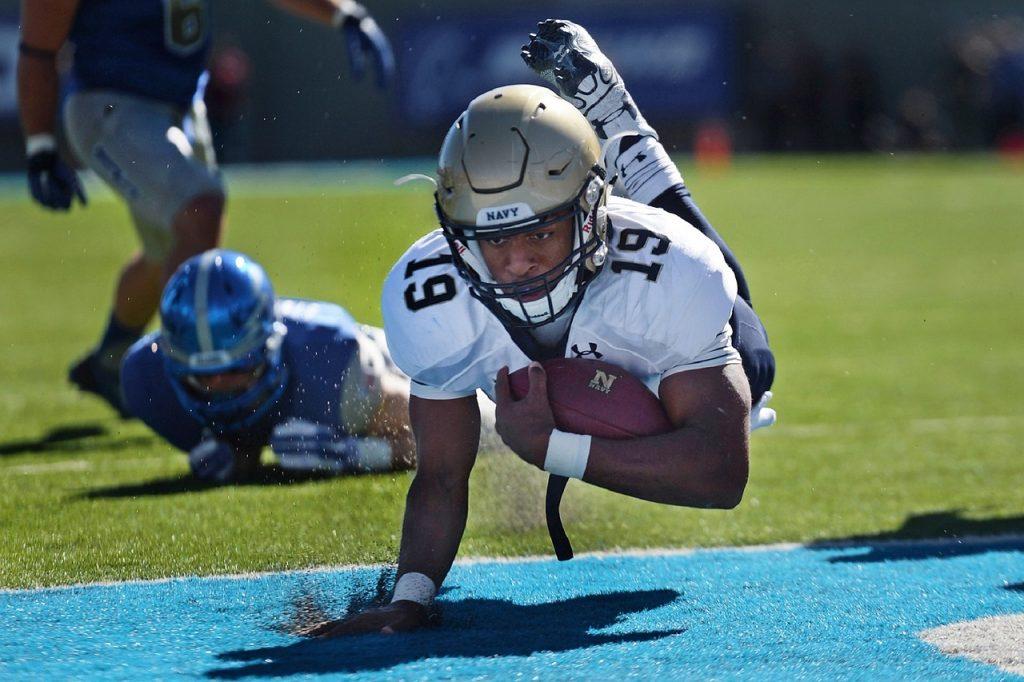 football and brain injury