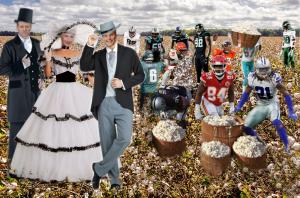 NFL plantation Roger Goodell, Anita Brody, Orran Brown