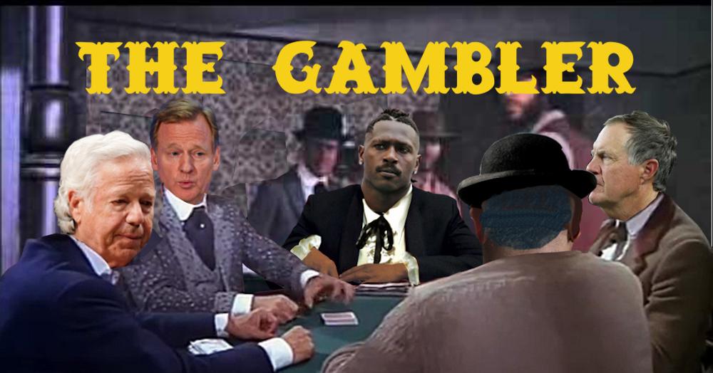 Antonio Brown - The Gambler