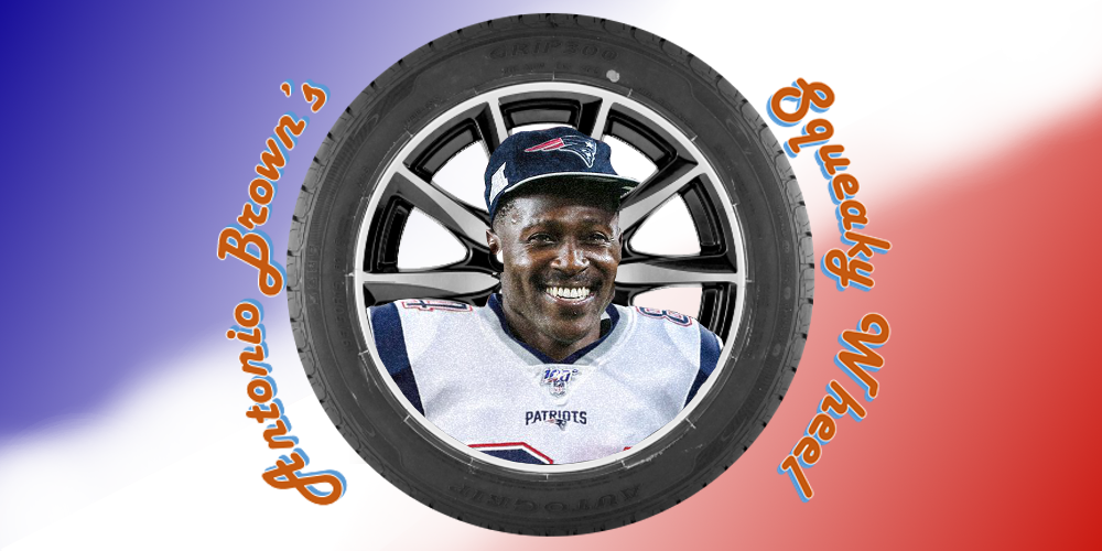Antonio Brown's Squeaky Wheel