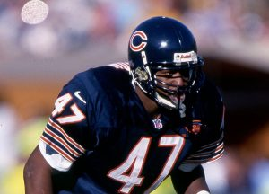 Chris Hudson - Bears