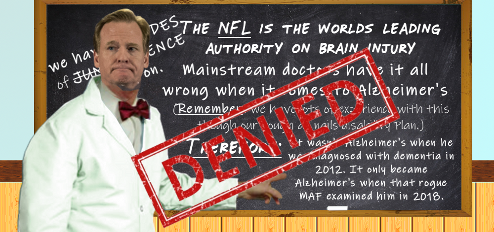 Goodell the Bad Science Guy