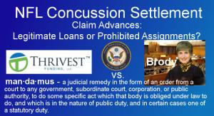 NFL Concussion Settlement Judge Anita Brody Thrivest
