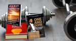 books and weights