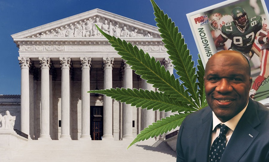 Marvin Washington Cannabis Lawsuit
