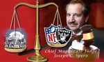 Judge Joseph Spero will decide whether or not to dismiss Oakland's lawsuit against the Raiders and NFL/