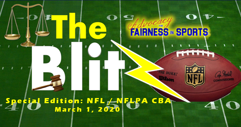 The Blitz - NFL/NFLPA CBA Special Edition