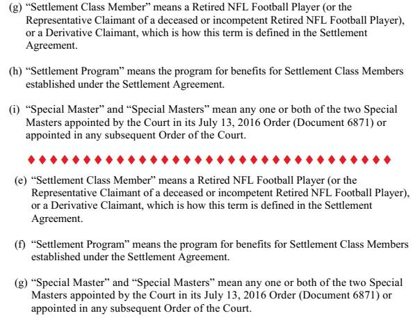 settlement class member